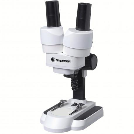 BRESSER Junior mikroskop - 20x / 50x forstørrelse