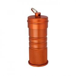 Cylinder orange/bronze