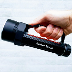 Amber Moon 30W ravlygte