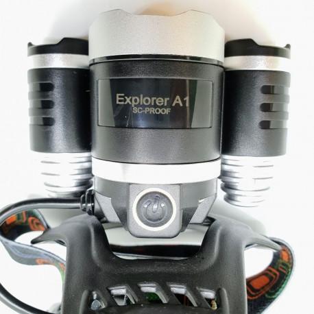 Explorer A1 UV pandelygte